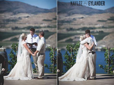 Tsillan Cellars & Karma Vineyards Wedding   Lake Chelan