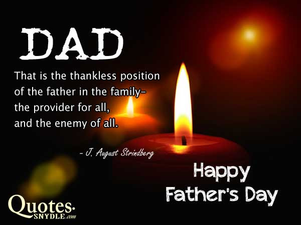 Happy Fathers Day Quotes With Pictures Quotes And Sayings