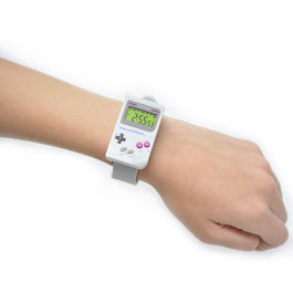Nintendo NTY Store: Game Boy Inspired Wristwatch Now Available | My Nintendo News