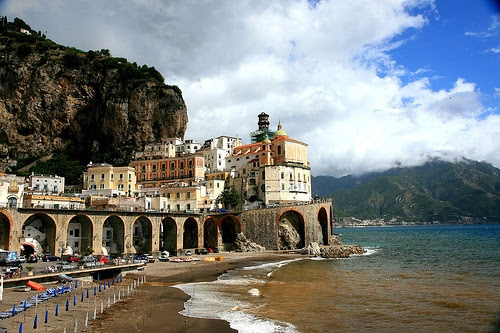Along the Amalfi Coast