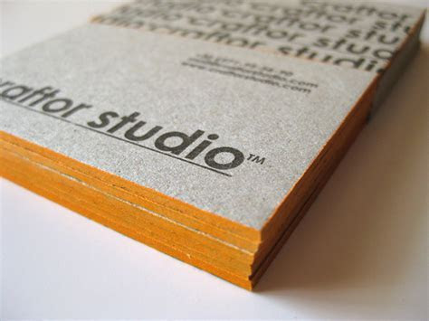 FPO: Craftor Studio Business Cards