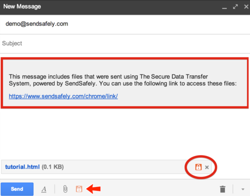 SendSafely for Chrome Now Available for All Users