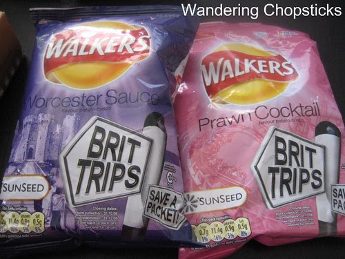 British and Oz Food 4