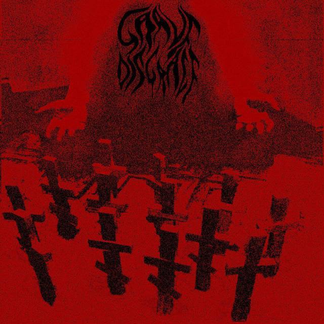 Grave Disgrace - Grave Disgrace Album Cover