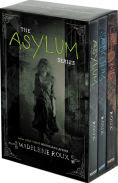 Title: Asylum 3-Book Box Set: Asylum, Sanctum, Catacomb, Author: Madeleine Roux