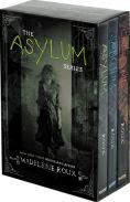 Title: Asylum 3-Book Box Set: Asylum, Sanctum, Catacomb, Author: Madeleine Roux