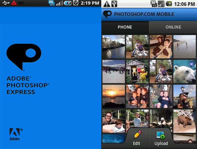 Aplikasi Editing Foto For Android