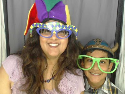Photobooth for Evynn Ashen Bat Mitzvah