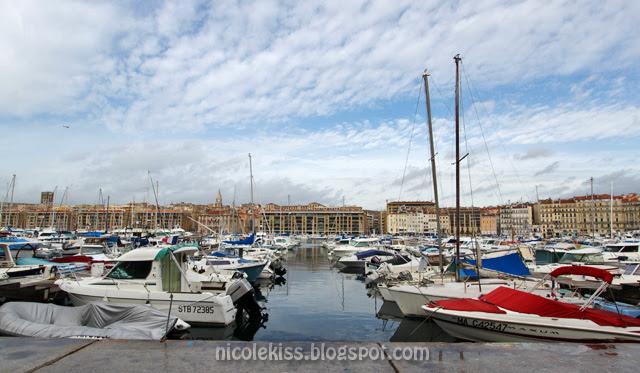 Vieux-Port of marseille