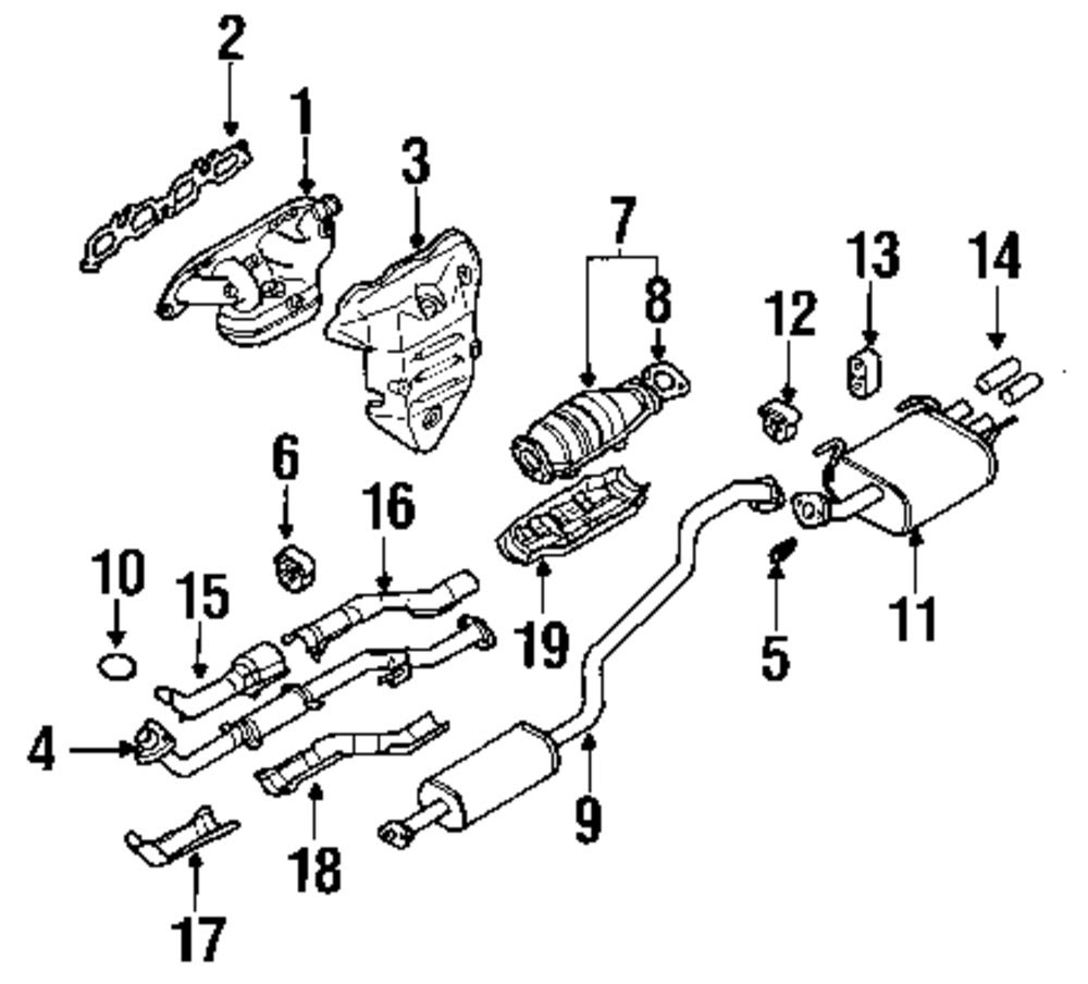 34 Nissan Sentra Parts Diagram