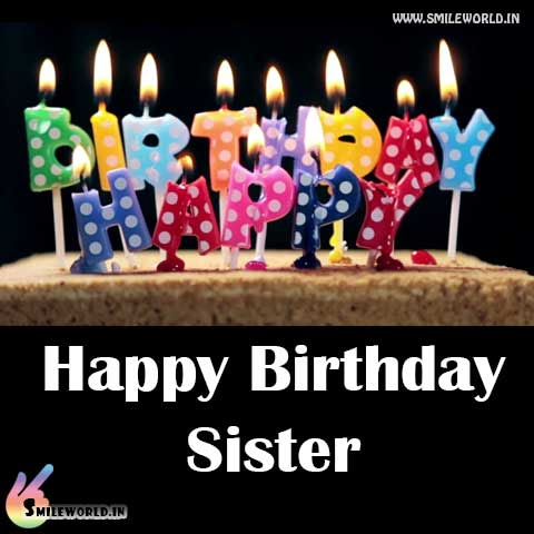 Happy Birthday Wishes In Hindi For Sister Images Wallpaper