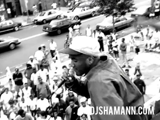 Phife Dawg – A Tribute Mix (By Dj Shamann)