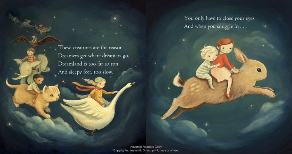 Dream Animals: A Bedtime Journey: Emily Winfield Martin ...