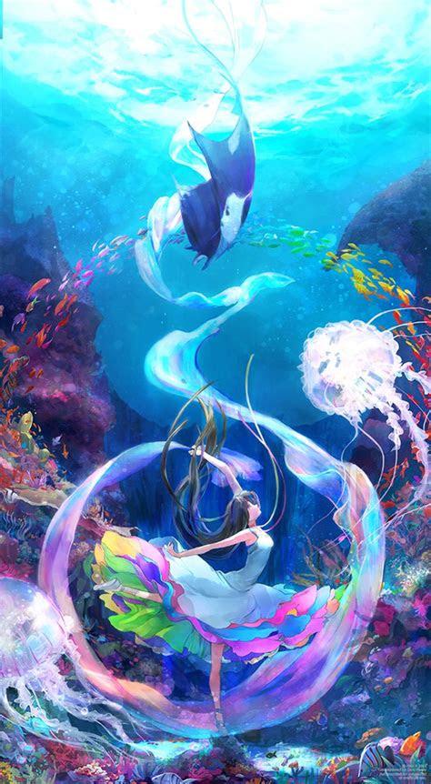 futarinokizuna vly gorgeous art en  anime