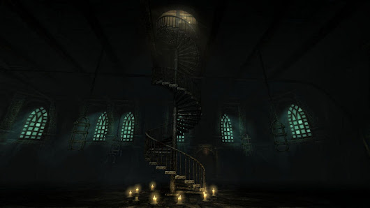 Awesome horror game Amnesia: The Dark Descent is free today on Steam