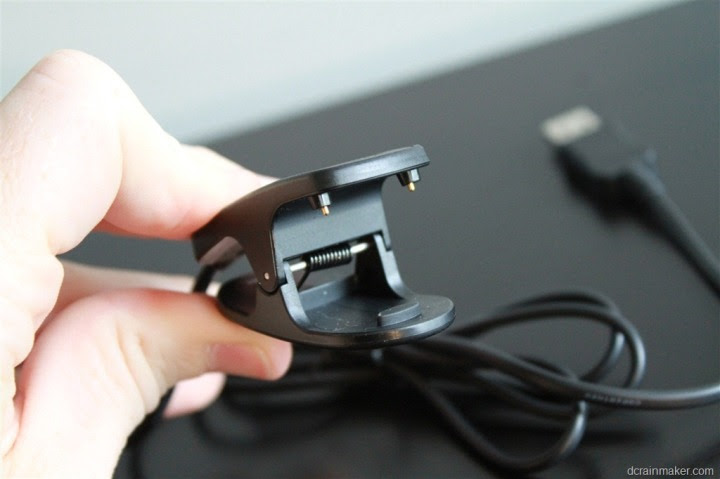 Garmin FR910XT Charging Clip