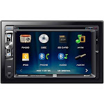"Dual 6.2"" LCD Touch Screen Double Din Car Stereo (XDVD276)"