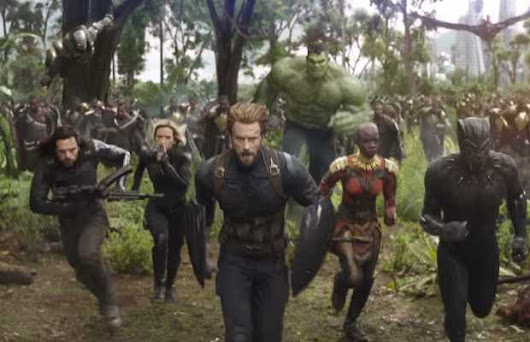 "AVENGERS: INFINITY WAR New TV Spot is Here - ""The End is Near"" 