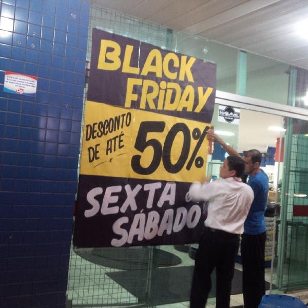 Porque você deve tomar cuidado com a Black Friday no Brasil