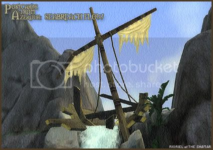 Postcards of Azeroth: Seabreach Flow, by Rioriel Ail'thera