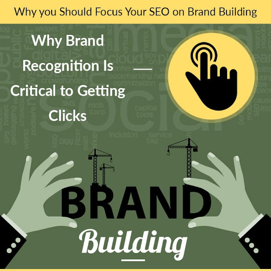 Why you Should Focus Your SEO on Brand Building - Affordable SEO Company for Small Business