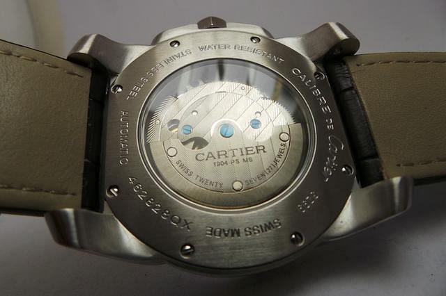 Cartier ETA 2813 Movement