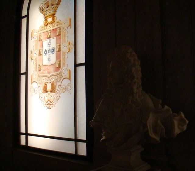 Ajuda Palace - Lisbon, Portugal