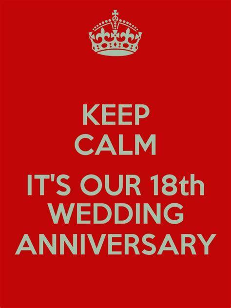 18th Wedding Anniversary Quotes. QuotesGram