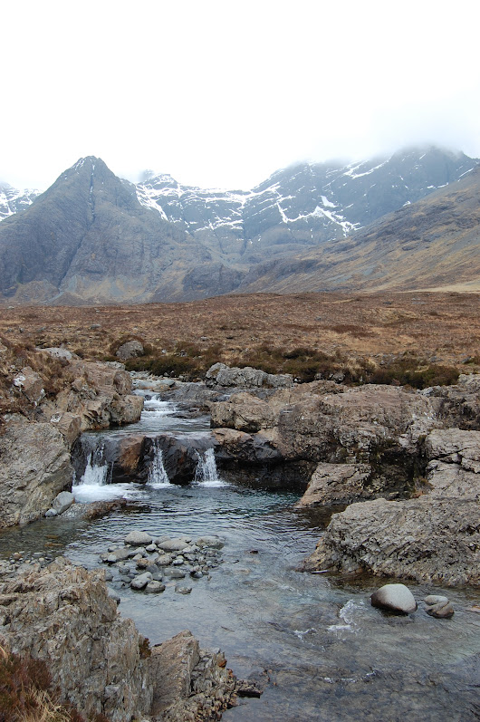 Isle of Skye, March 2016 – Day 3: Fairy Pools
