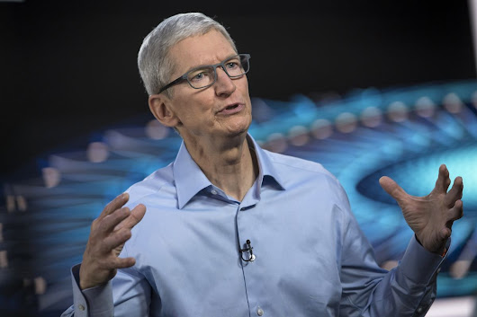 Cook Says Apple Is Focusing on Making an Autonomous Car System