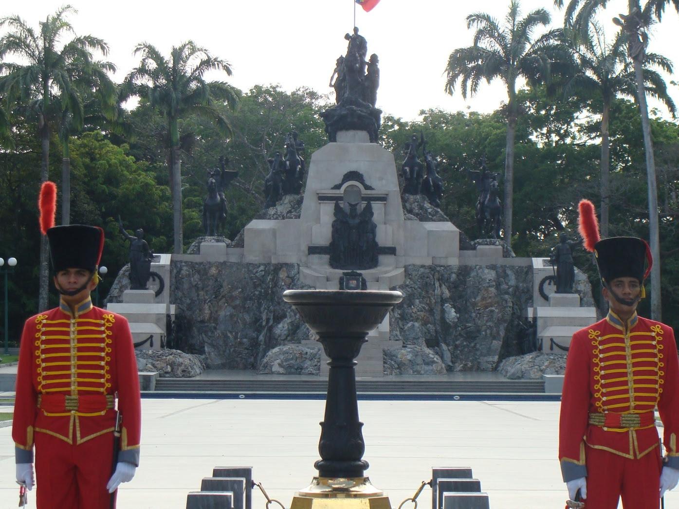 tumba del soldado desconocido