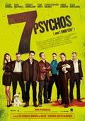 7 Psychos Filmplakat