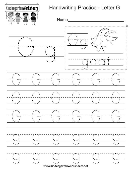 Kindergarten Worksheets - Google+