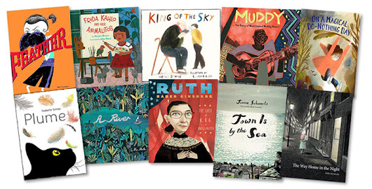 'NYTBR,' NYPL Announce Best Illustrated Children's Books of 2017