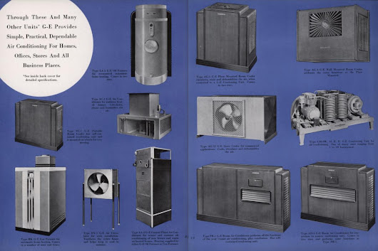 The Birth and Boom of Modern Air Conditioning