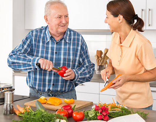 Love Your Heart: Helping Prevent Heart Disease with a Healthy Diet - FirstLight Home Care