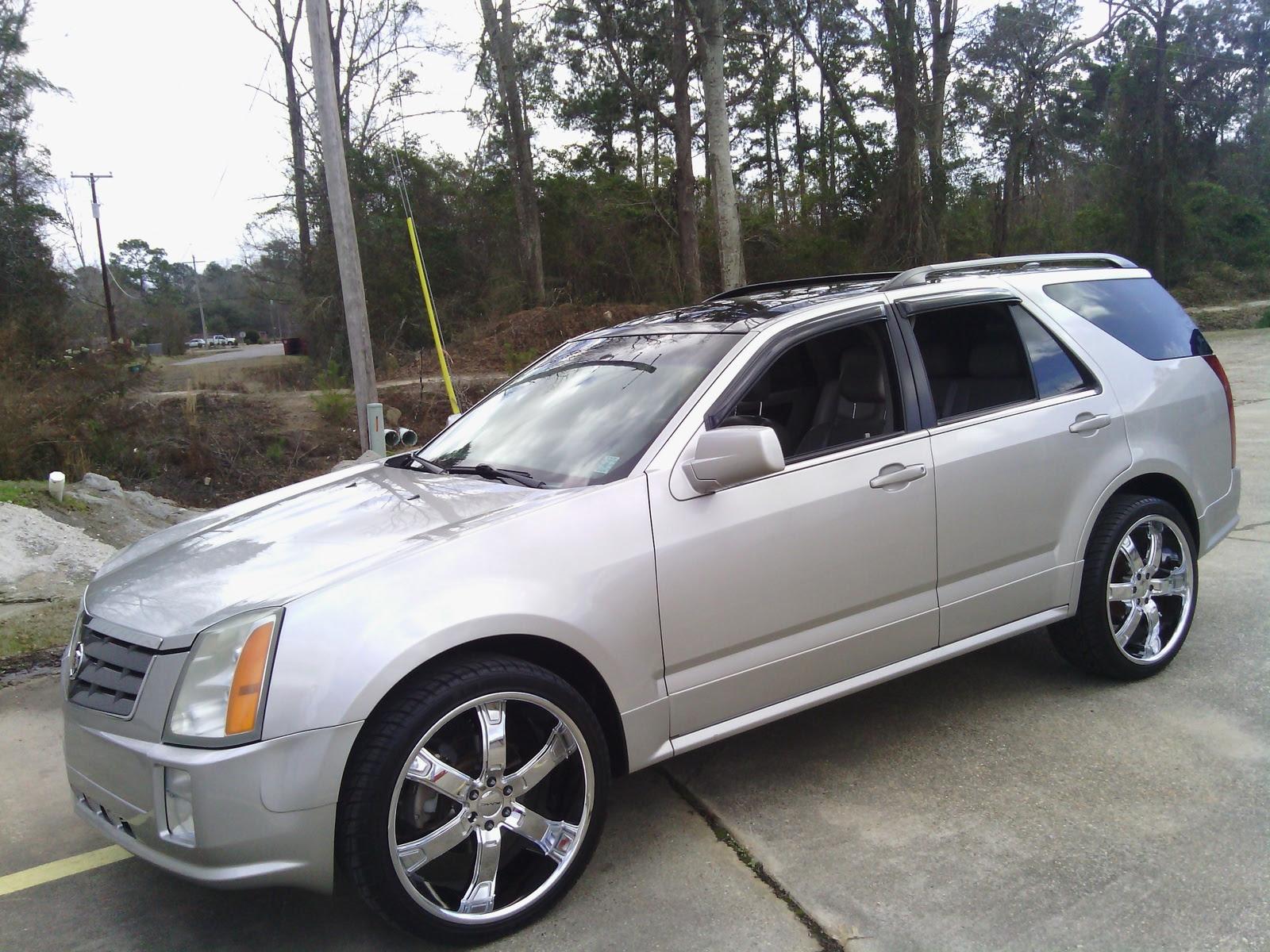 2004 Cadillac SRX - Pictures - CarGurus