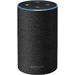 Amazon Echo (2nd Generation) - Charcoal