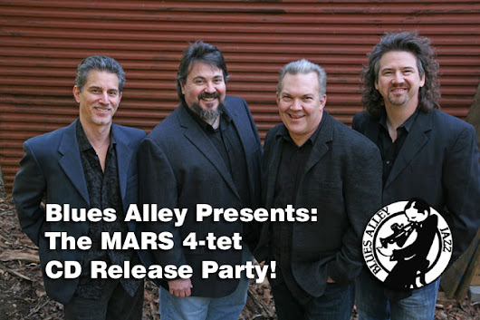 Yellowjackets Tuesday, May 6, shows at 8 and 10pm The MARS 4-tet ...