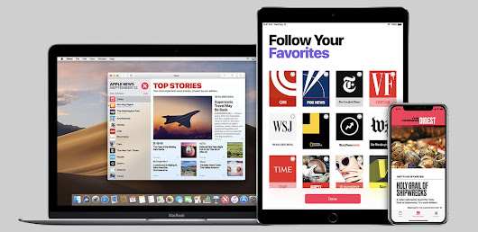 How To Enable & Use Apple News On iPad or iPhone In India - techinfoBiT