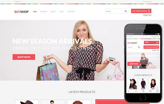 Buy Shop a Flat Ecommerce Bootstrap Responsive Web Template by w3layouts