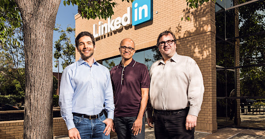 Microsoft Dives Into Social Networks With LinkedIn Acquisition
