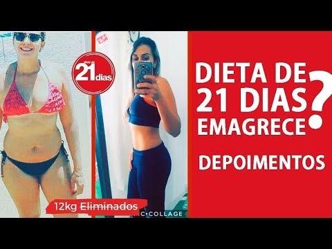 DIETA 2019 - DIETA 21 DIAS 2019 FUNCIONA MESMO? DEPOIMENTOS EM 2019