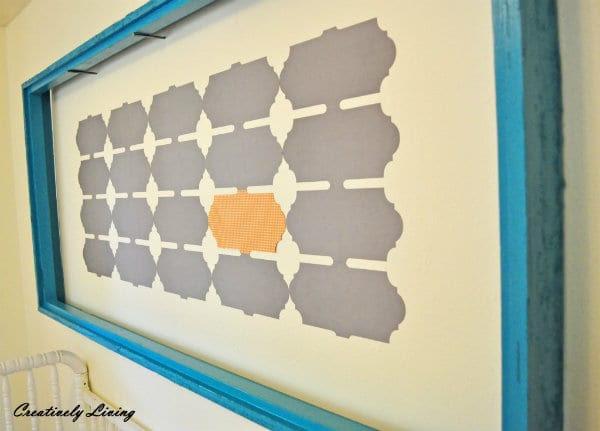 Get Your Craft On - DIY Wall Art - Todays Creative Blog