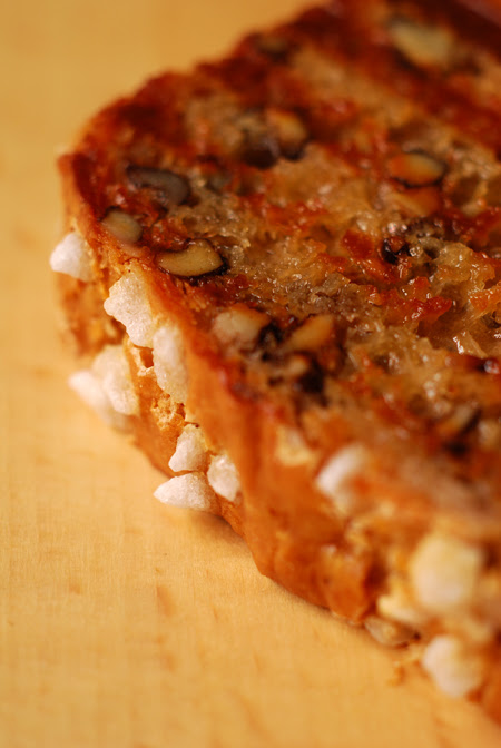 walnut tea loaf