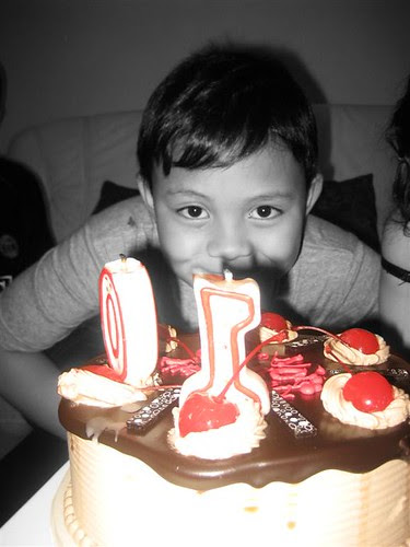 Adly's 10th Birthday