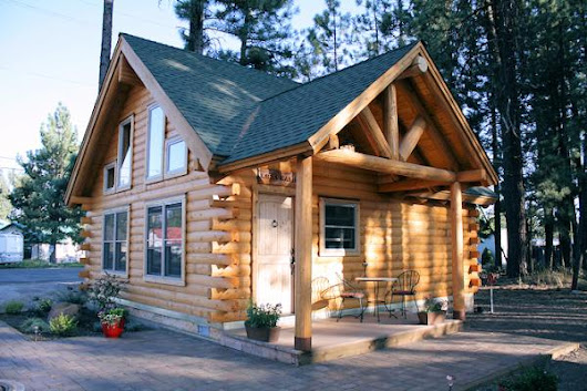 Can a Log Home Be a Cottage?