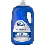 Dawn Platinum Dishwashing Liquid Dish Soap, Refreshing Rain (90 oz.)