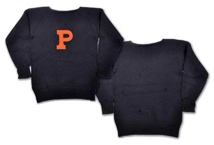 Princeton 1910 sweater, Princeton 1910 sweater
