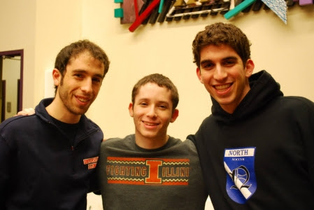 Illini Hillel Alternative Winter Break: CU 2014 - Root Funding
